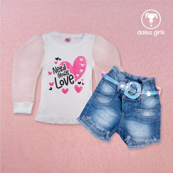 estampados moda para niñas daisa girls